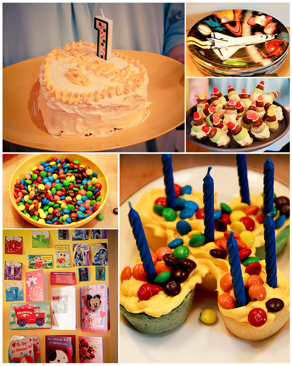 Little Rockets Birthday Party