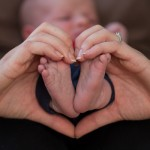 Bokeh Story Photos Lifestyle Newborn Session with Baby Eli Goth